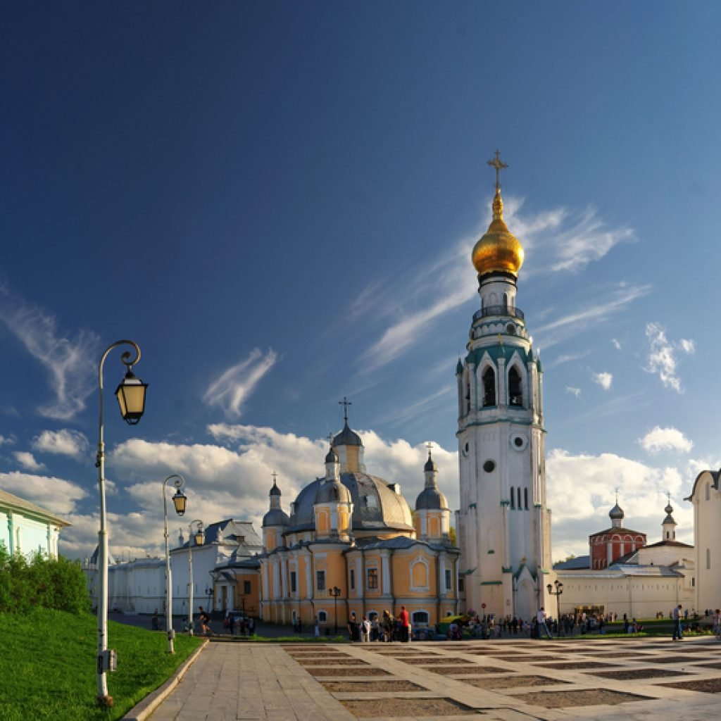 Туристический бизнес в Вологде