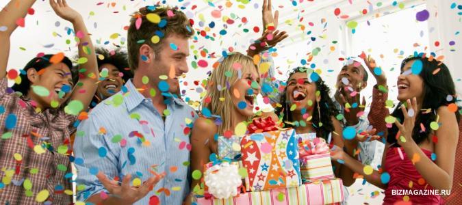 Как открыть агентство по организации праздников?