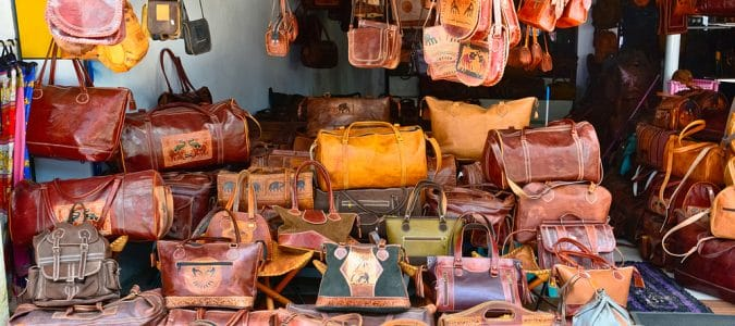 магазин кожаных изделий ручной работы