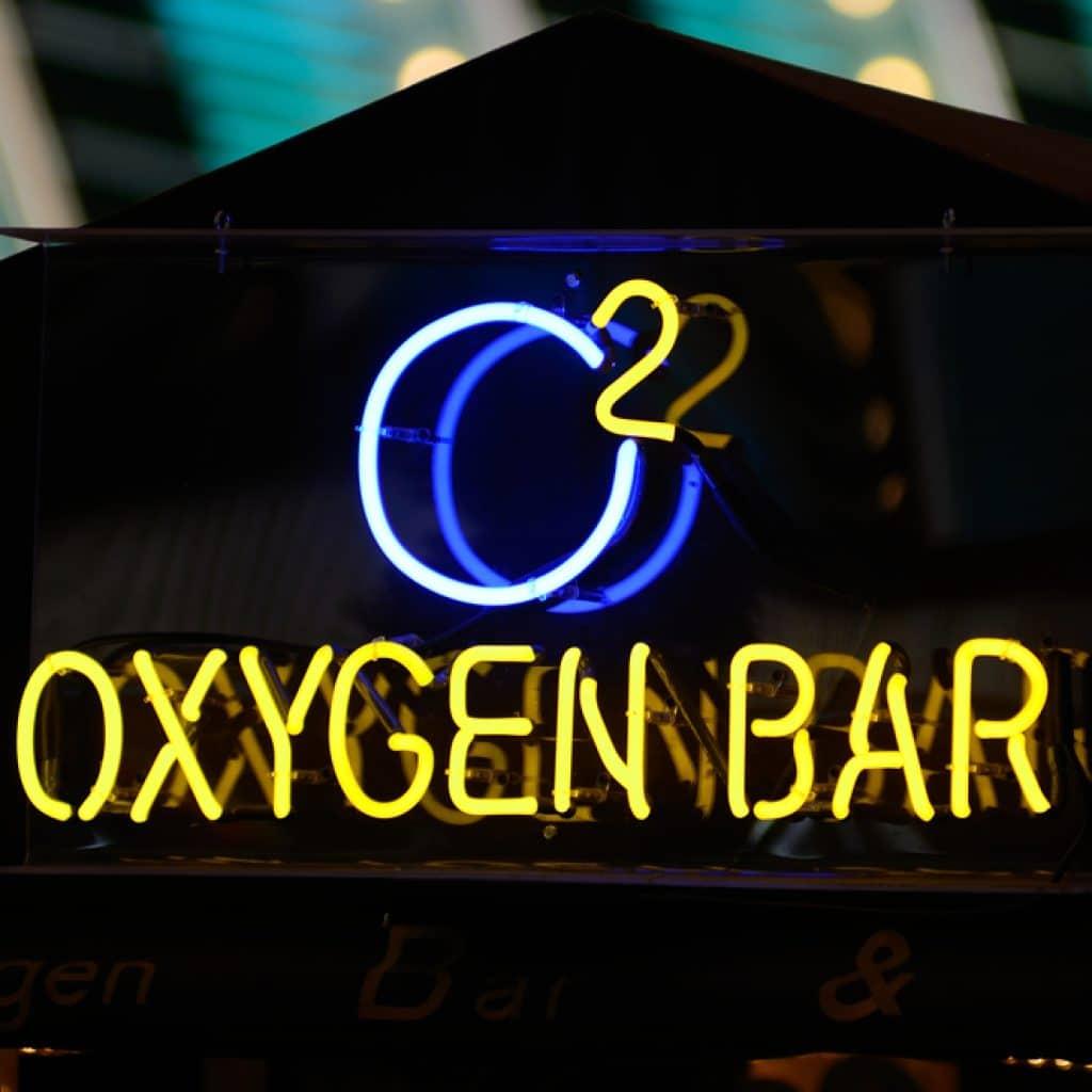 Кислородный бар