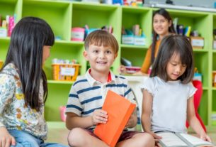 Открытие частного детского сада