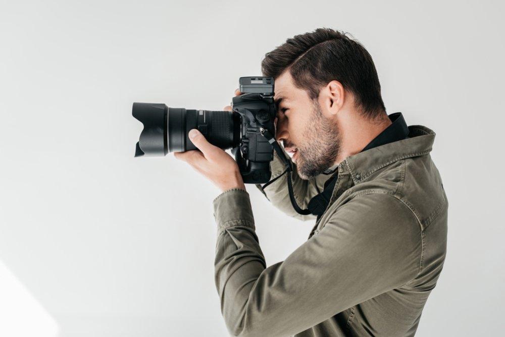 Реализация бизнес-идеи фотографа
