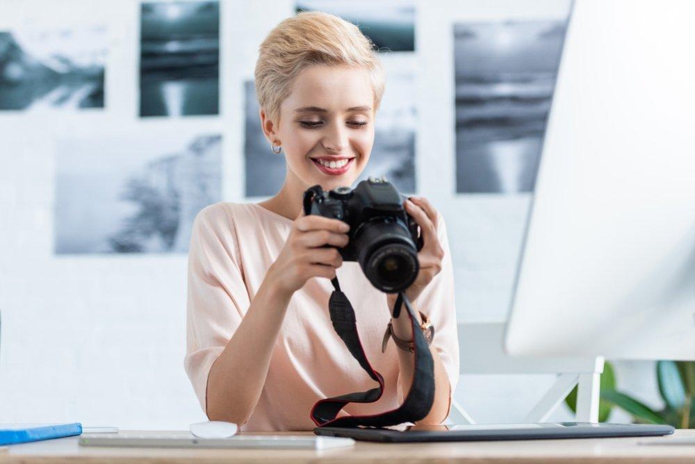 Фотосалон или фотостудия