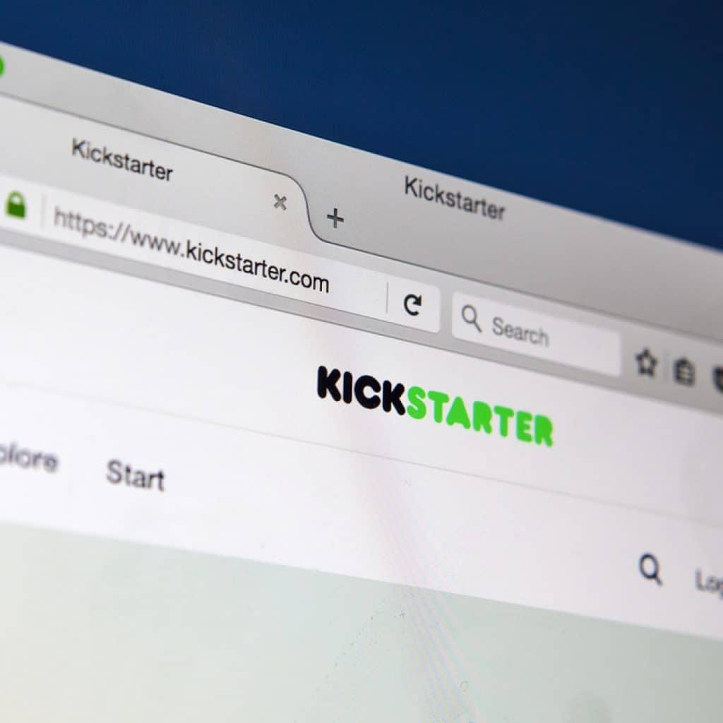 Деньги на развитие  стартапа при помощи Kickstarter